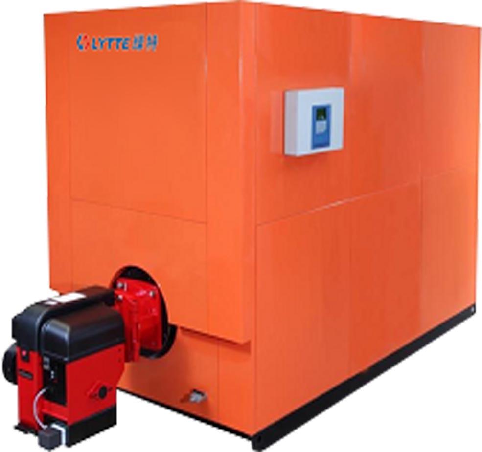 卧式超低氮直燃式冷凝锅炉