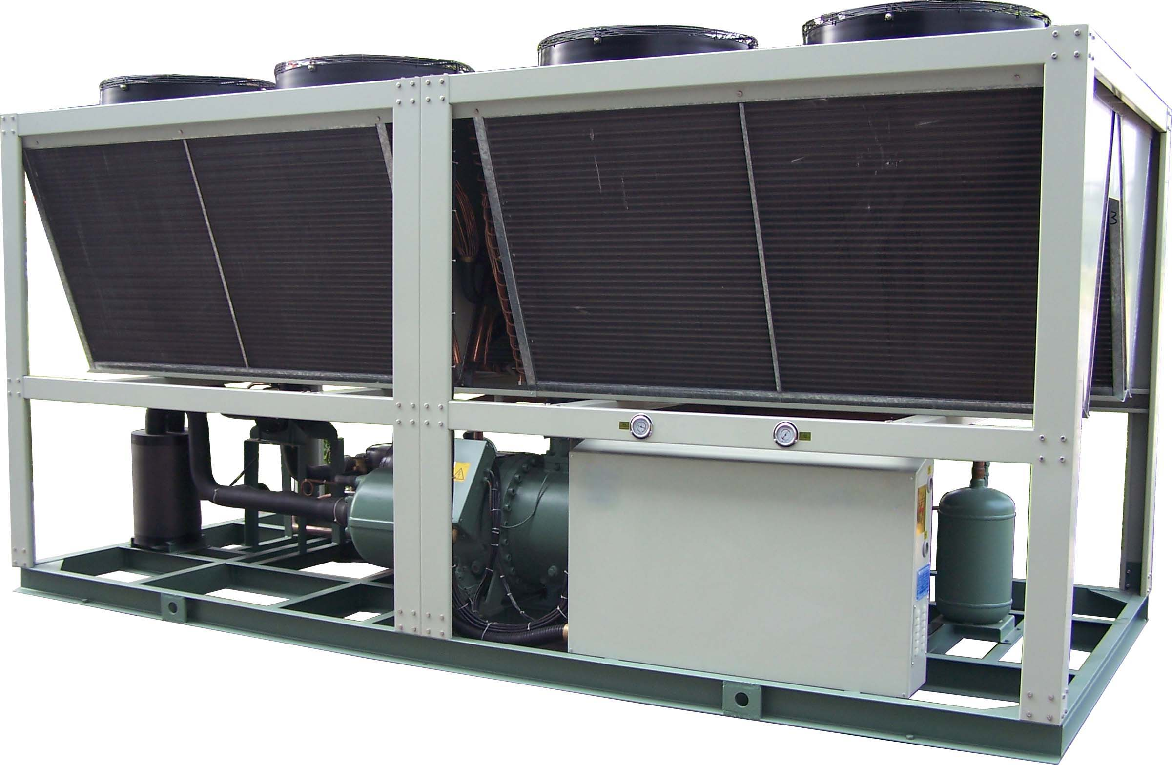 Air Cooled Chiller (With Screw Compressor)